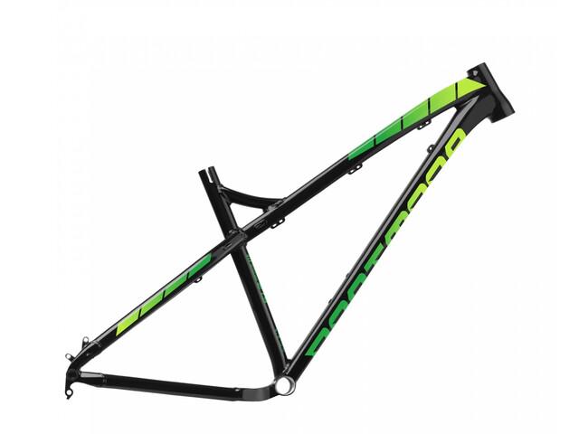 """DARTMOOR Primal Cadre de vélo 27,5"""", black/green"""